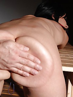 Spanking Big Ass Pictures